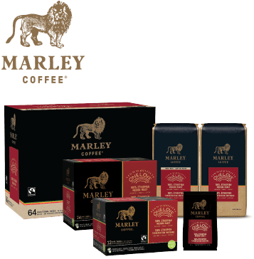 Marley Coffee Products