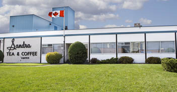 Manufacturing facility in Ajax, ON, Canada
